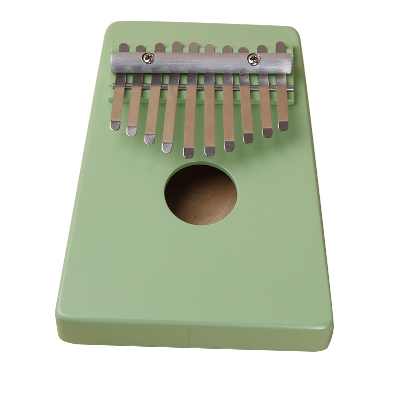 OEM Manufacturer Tripod Guitar Stand - 10 Note wood Thumb Piano African Percussion Instruments Kalimba Kids Musical Toy Wood Finger Piano for Child Gift – GECKO