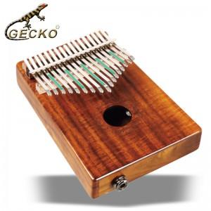 17 key kalimba,EQ \ GECKO
