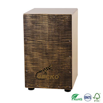 2017 NEW Percussion instruemnts,box cajon drum, portable travel cajon musical instruments