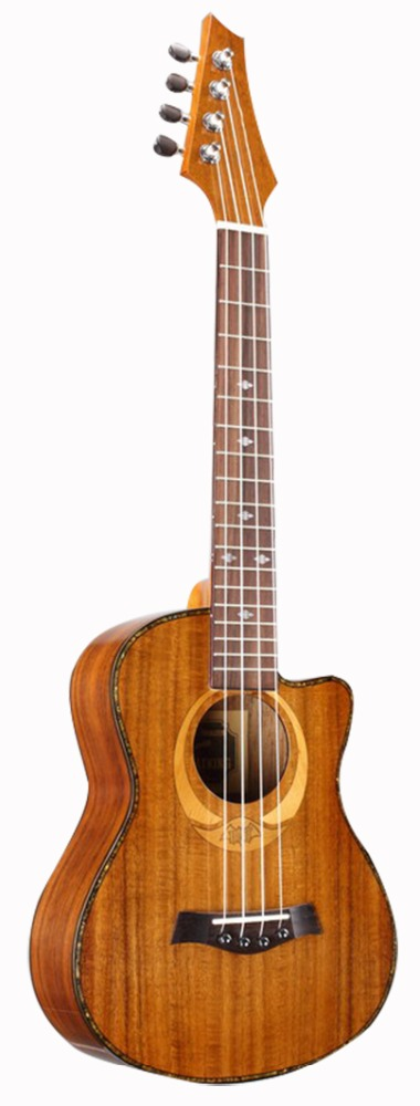 26 inche wholesale string guitar KOA ukulele