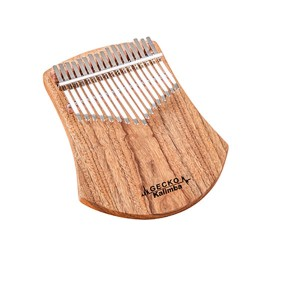 Africa Kalimba Thumb Piano 17 keyboards/Camphorwood And Metal Kalimba New