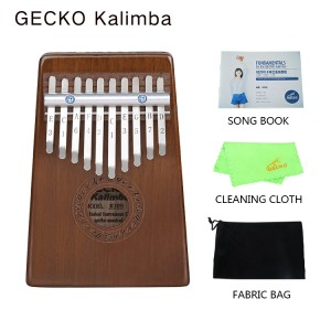 KALIMBA THUMB PIANO 10 NOTES / keys