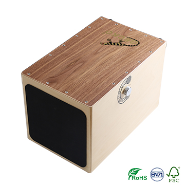 adjustable snare string mute system cajon drum set