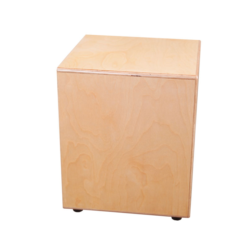 cajon ASH wood for 7-10 years player junior drum set