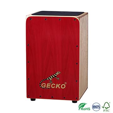 Cheap price Quality Percussion - Cajon Drum (CL12SB CL12NB CL12RD CL12BK) – GECKO