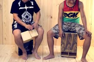 cajon box drum | Gecko cajon drum
