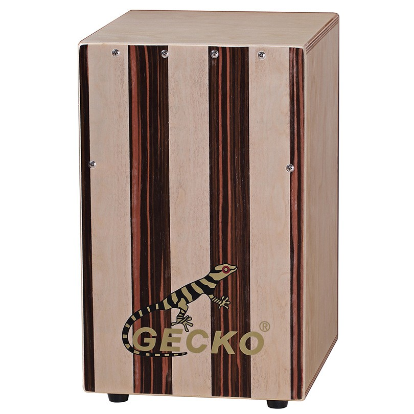 Cajon drum factory wholesaler price wooden box drum for sale