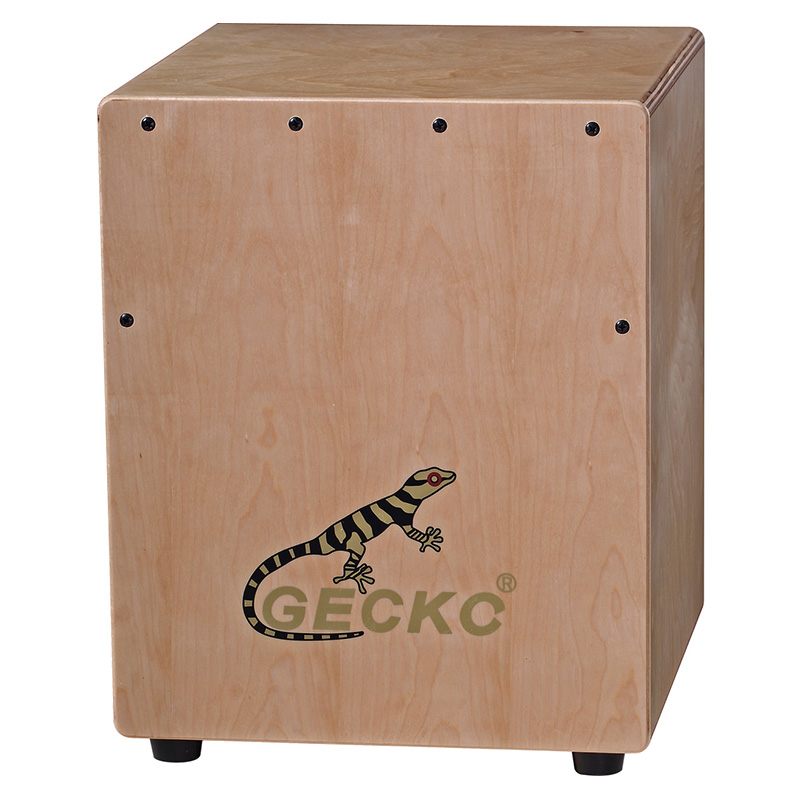cajon Latin Percussion drum set kotak