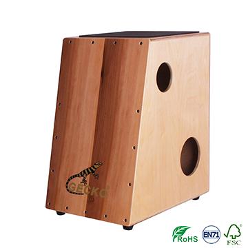 High reputation Drum Set Professional - Cajon Musical Instrument Percussion,big size cajon musical box,jinbao drum sets – GECKO