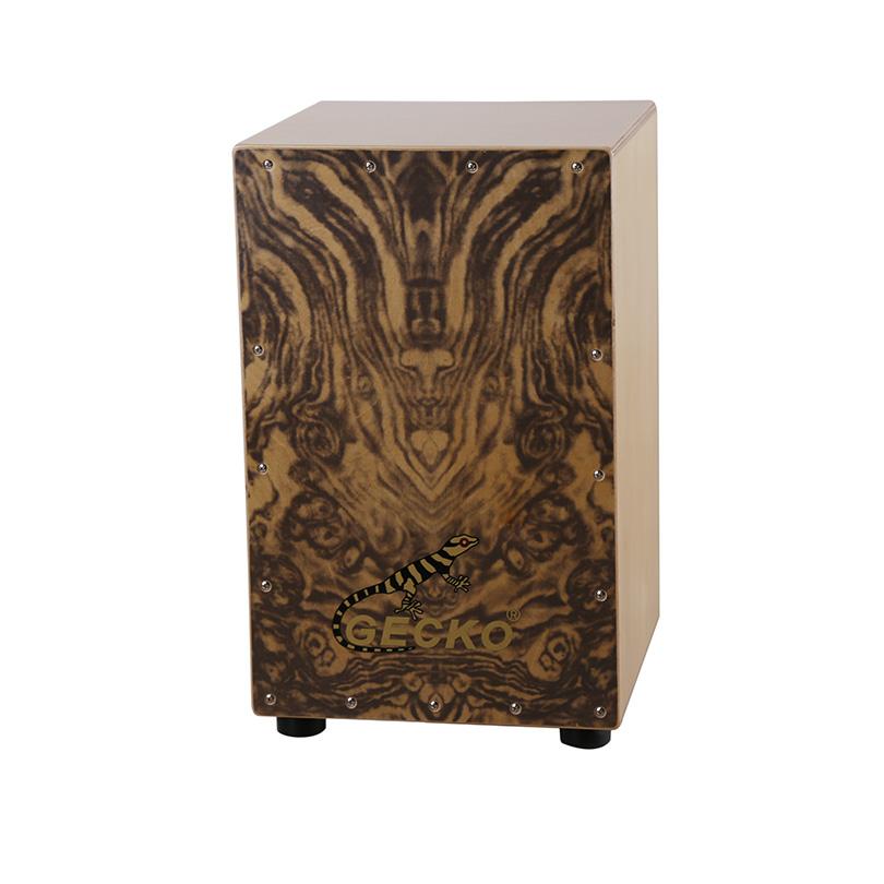 cajon percussion box drum – wave pattern wood,electronic drum set