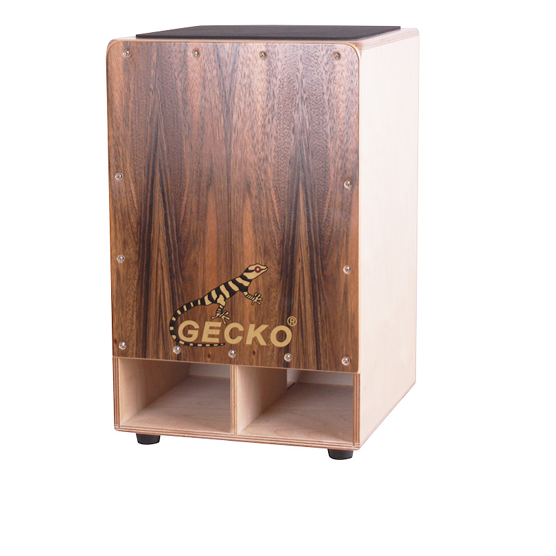 Cajon Percussion,cool styling cajon CD01, box drum with birch body at a factory price,drums practice pad