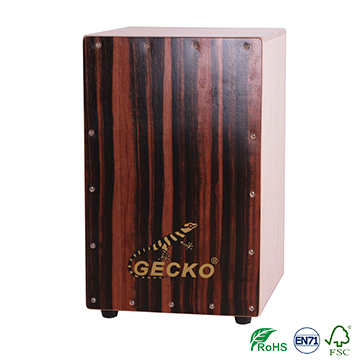 Chanson music cheapest music instrument promotional items Cajon