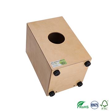 2018 High Quality Wood Cajon China Handmade Percussion Imported