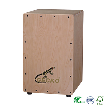 China handmade percussion wood box drum for sale cajon