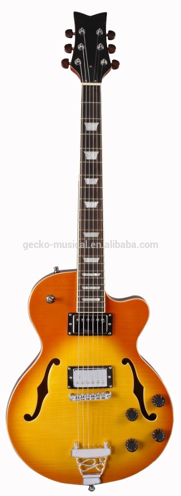 China wholesale Jazz electrical guitar