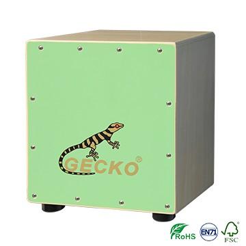 CM60 Series GECKO handmade mini cajon for kids