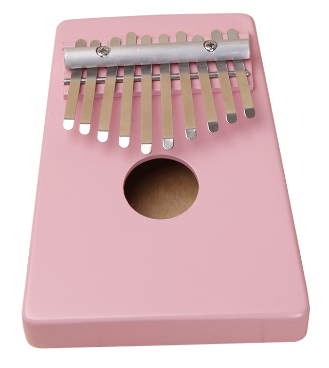 China New Product Guitar Accessories - Colorful Birch Wood Kalimba – GECKO