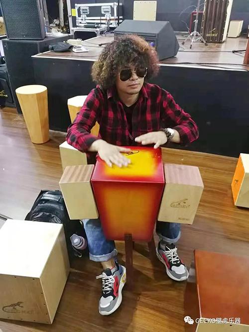 custom wood cajon drum box cajon