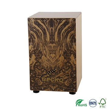 New Fashion Design for Electric Guitar Pickups - Excellent Percussion instrument china supplier cajon drum,wood box drum – GECKO