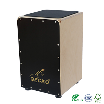 gecko CL19R steel string latin cajon