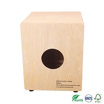 gecko handmade mini box drum cajon