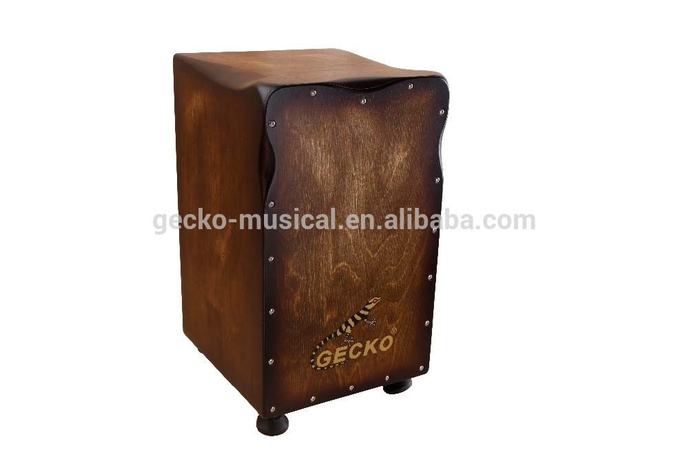 Quality Inspection for Guitar Belts For Electric Guitar - gecko handmade plywood cajon – GECKO