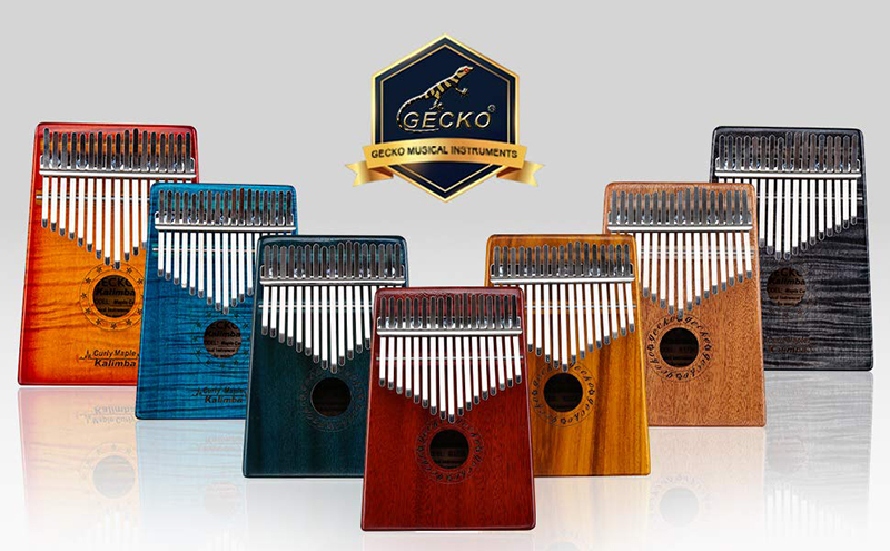 About Gecko kalimba | GECKO