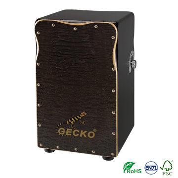 gecko multifunctional ٻنهي پاسي tapping cajon طبل