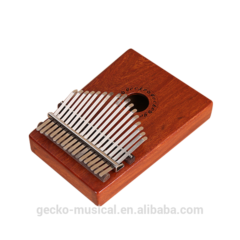 New Delivery for Guitar Foot Stand - gecko rosewood african kalimba thumb piano – GECKO