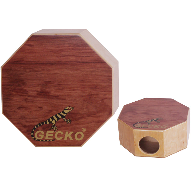 Artigianali Cajon Percussion Box Hand Drum Natural / Drum in legno