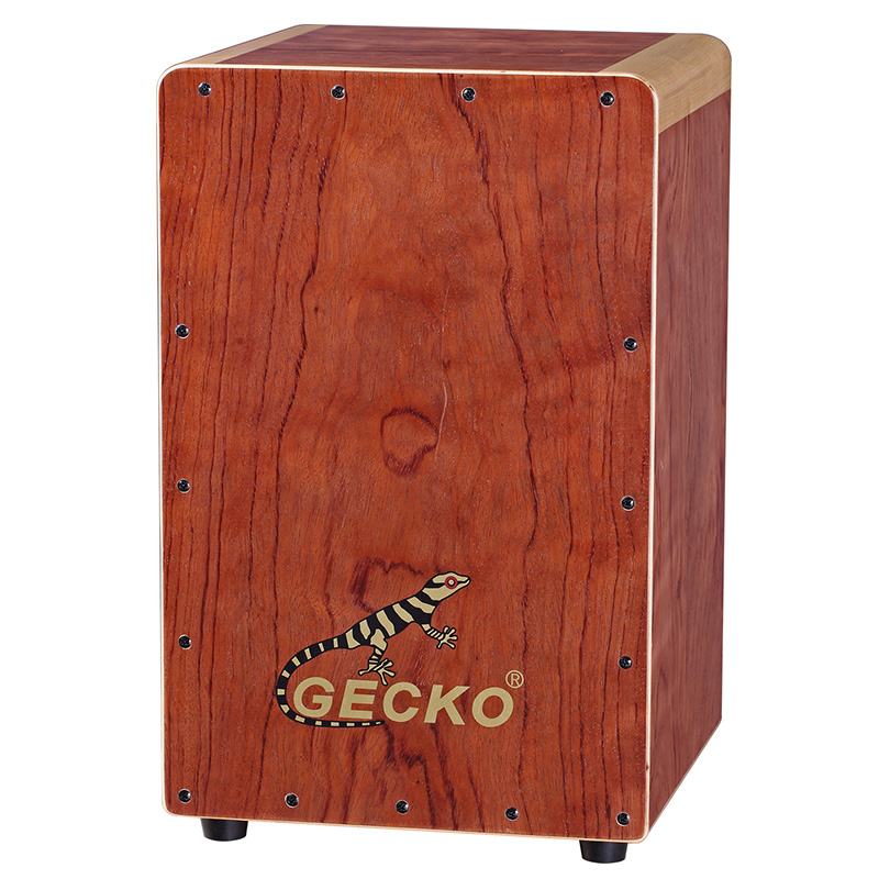 high class cajon standard box size for adult,birch binding,China jazz music percussion drum set