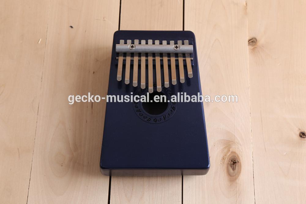 Factory Free sample Volume Tone Knobs - How to play Kalimba