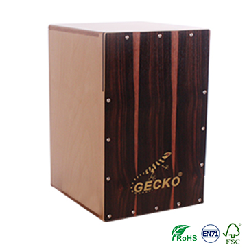 Huizhou cajon drum box,Collapsible and foldable Cajon