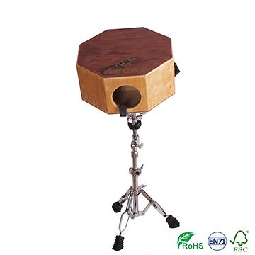 jazz music octagonal cajon drum sets
