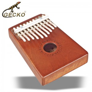 Kalimba musical instruments,10 keys | GECKO