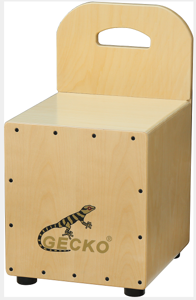 yara cajon da backrest, stool drum