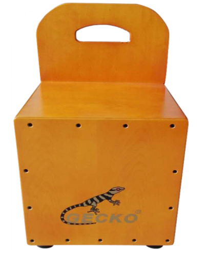 Kindergarten Cajon Drum with Backrest Featured Image