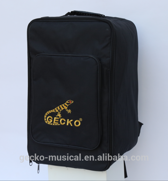 nylon og oxford gig poser av tre for Cajon trommel