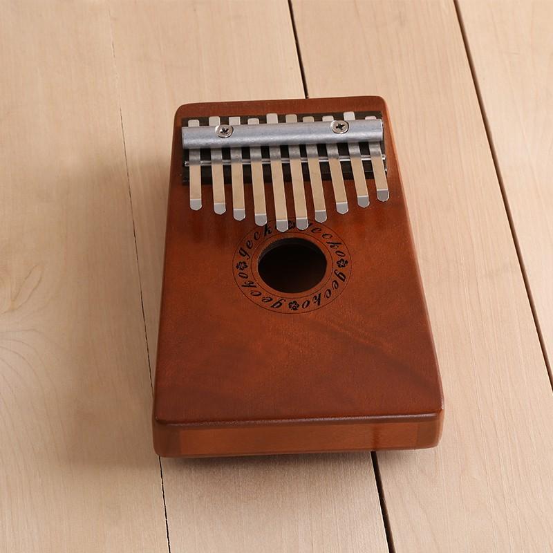 Manufactur standard Mini Drum Set - 10 Key Kalimba African