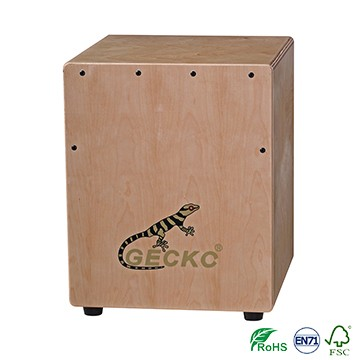 Kort Cajon Drum Factory Made og salg av GECKO