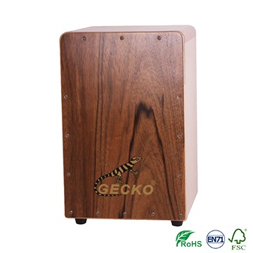 Snare Cajon With Steel String
