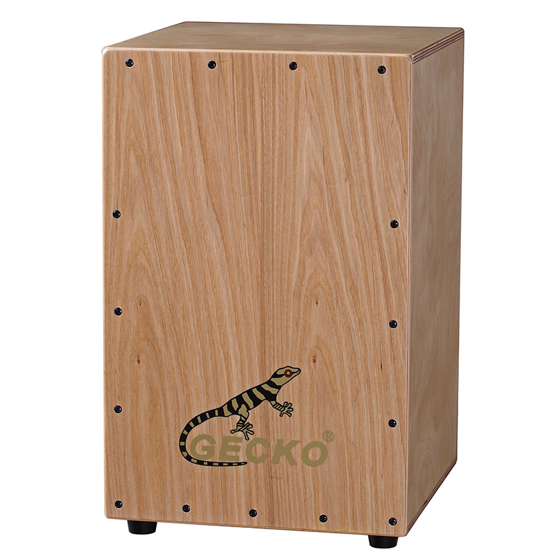 standard cajon box for gecko brand for adult series NA color drum set musical percussion instrument