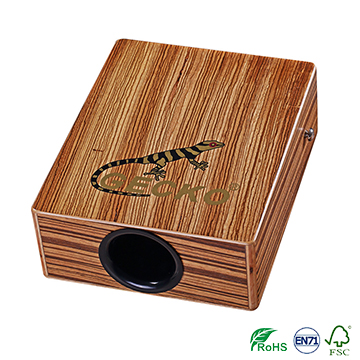 naglalakbay series cajon, 2017 NEW Percussion instruemnts, kahon drum, portable travel cajon
