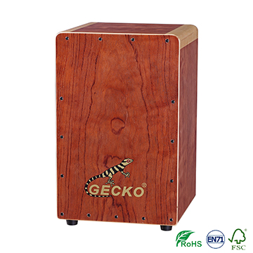 Tycoon Percussion high end Series Cajon Bubinga Frontplate