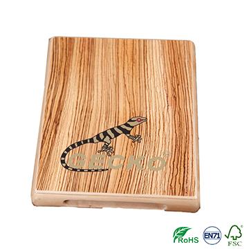 OEM Customized Elastic Luggage Bag Cover - Wholesale cajon pad,zebra wood – GECKO