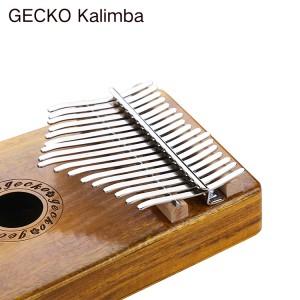 Gecko Kalimba K17K with EQ | best kalimba | GECKO