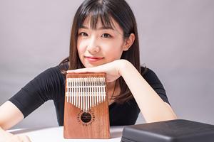 Lovely musical instrument — kalimba