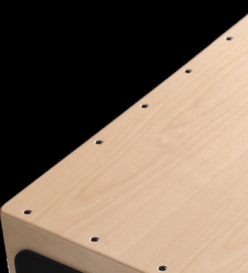 2018 Latest Design Wooden Musical Instrument - 30*31*48cm Matt Finish Cajon Drum/Wooden Hand Drum (CL19),Africa drum,percussion musical cajon hang drum – GECKO