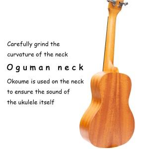Best soprano ukulele, Cheap High Grade Concert Professional Soprano Ukulele   GECKO