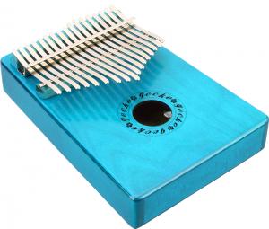Gecko 17 keys cheap African basswood Kalimba Thumb piano Mbira Sanza  | GECKO